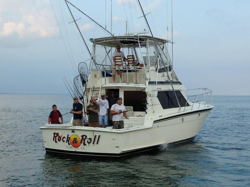 Boat photos ct fishing charters for Fishing trips in ct