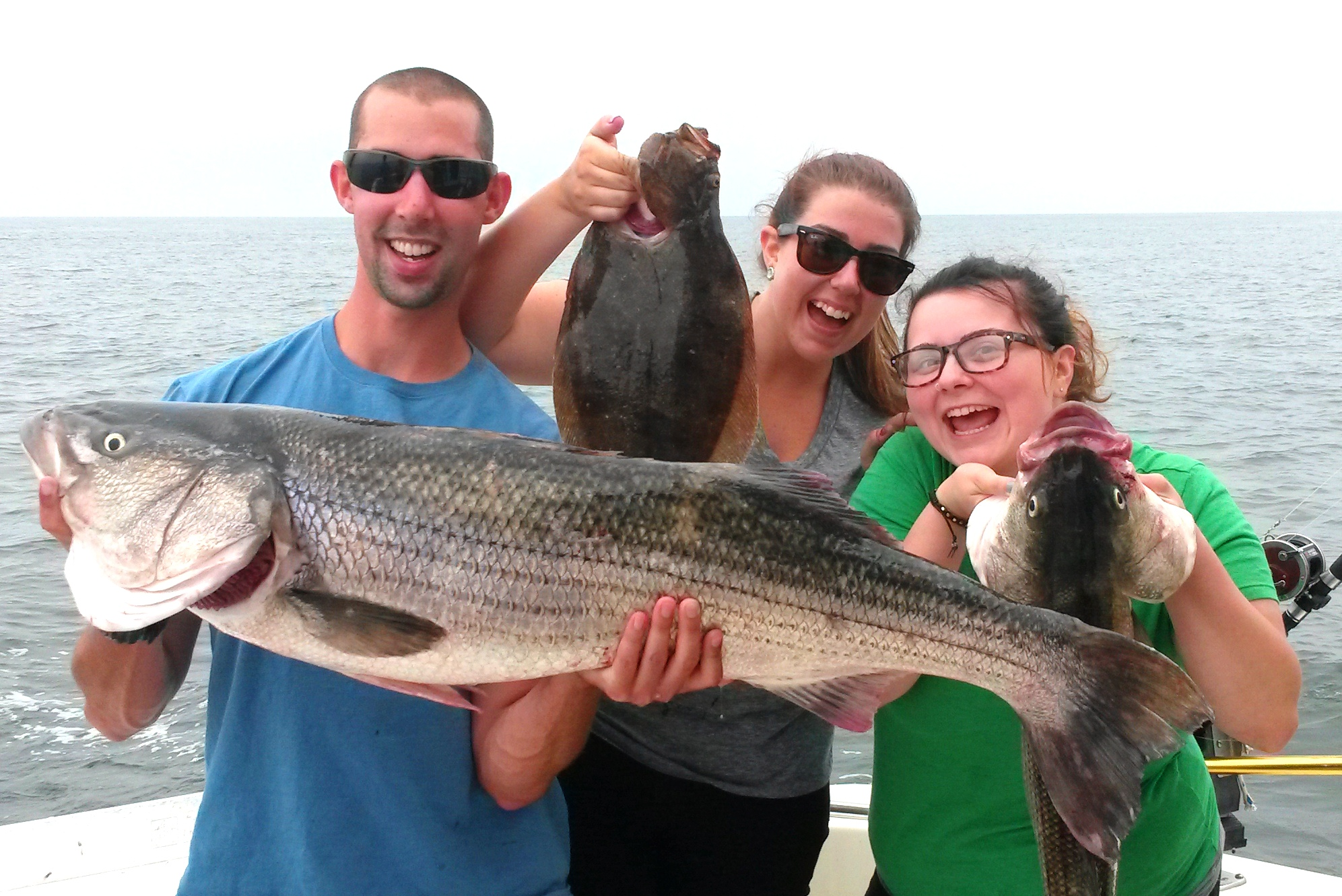 Fishing starts saturday may 21st 2016 ct fishing charters for Ct fishing charters