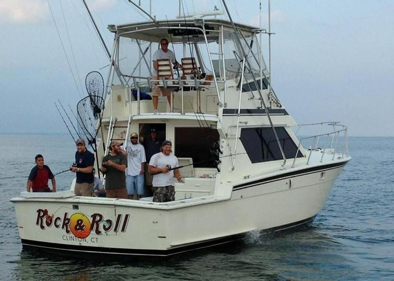 connecticut fishing charters ct fishing trips deep sea