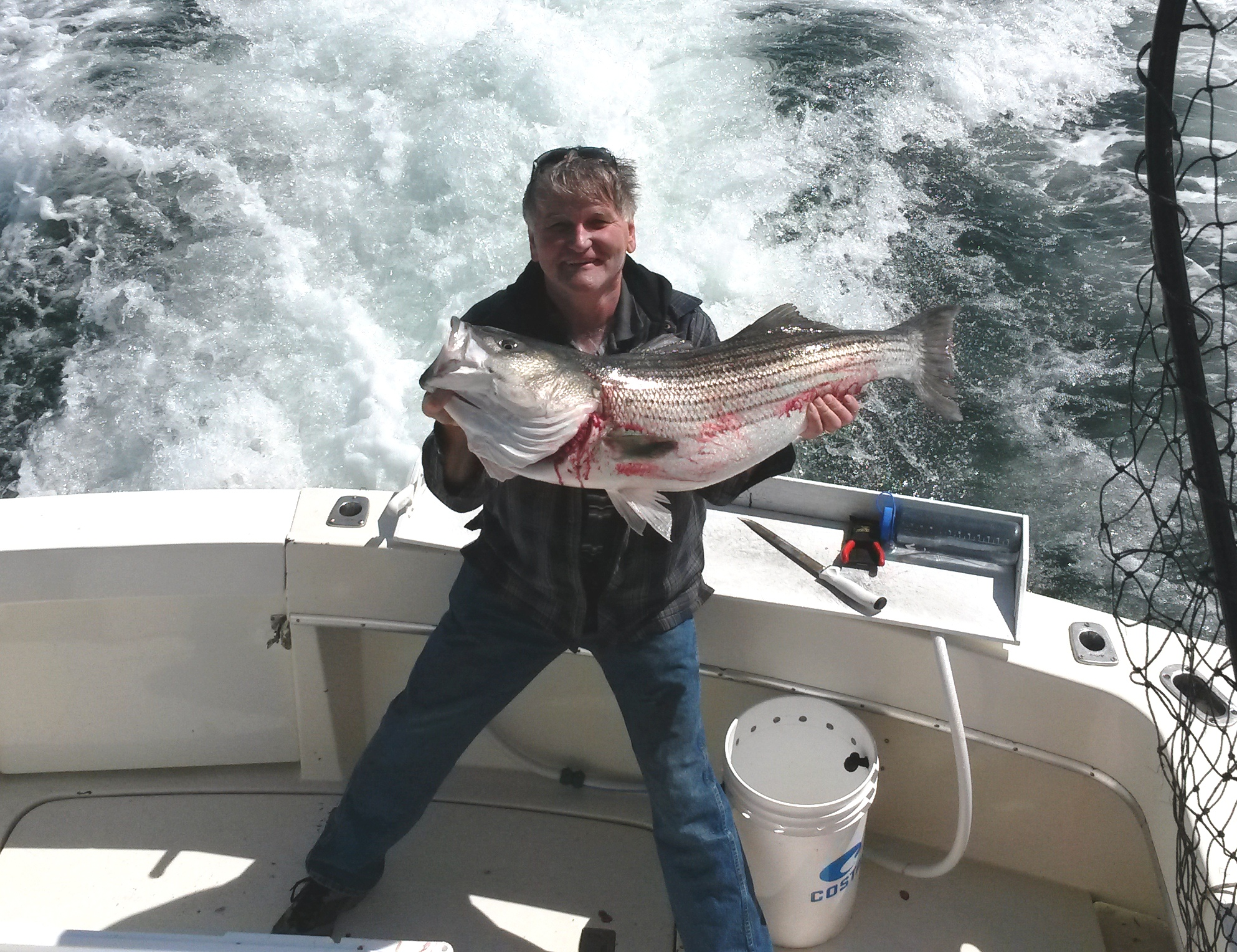 Fishing report week 3 ct fishing charters for Fishing trips in ct