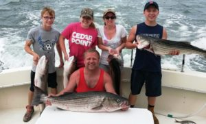 Ct fishing report 7 15 16 ct fishing charters for Ct fishing charters