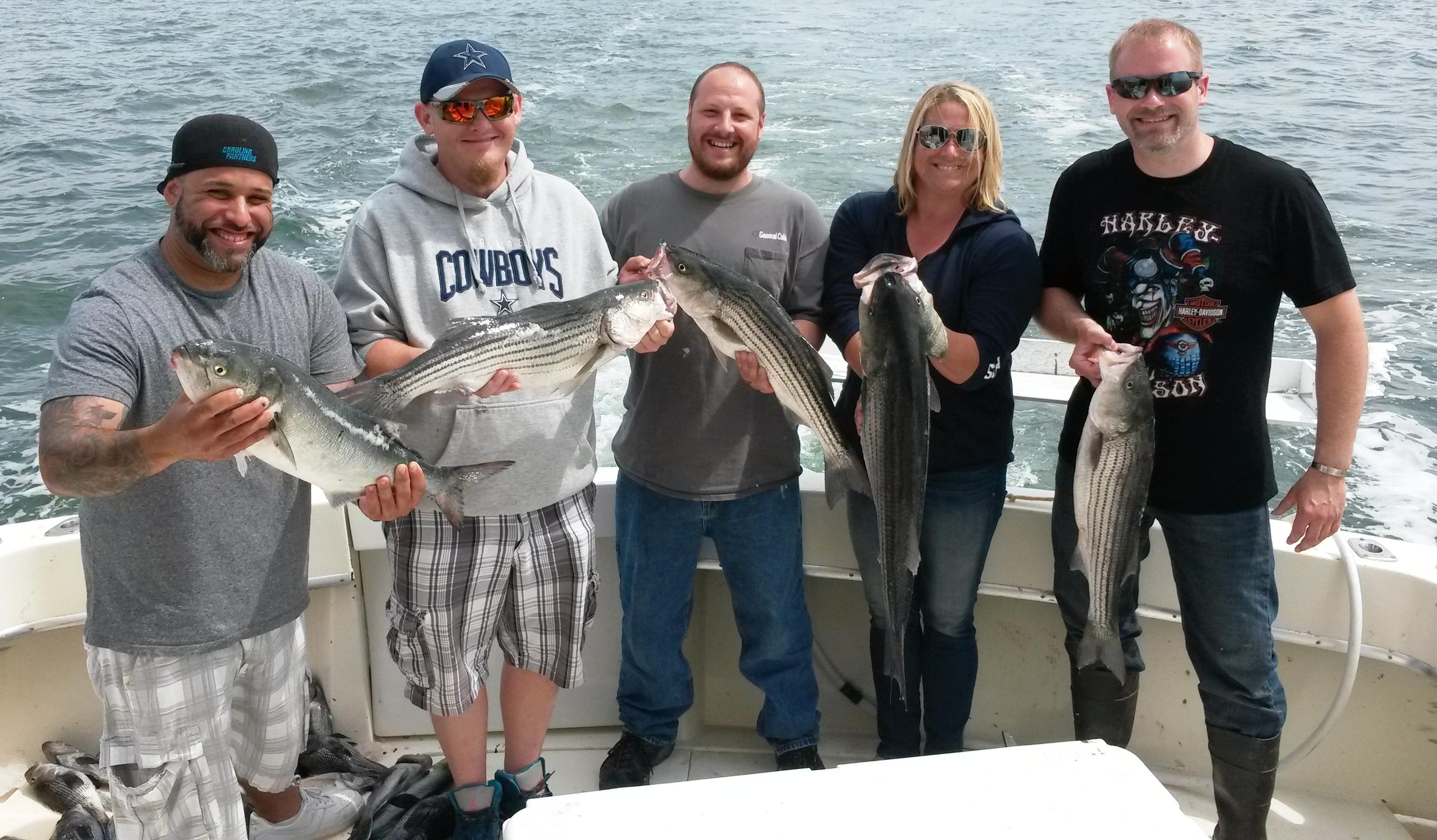 Fishing Photos Ct Fishing Charters